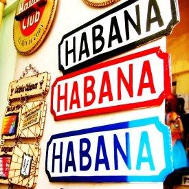 Llegada a La Habana