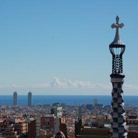 Arrival in Barcelona
