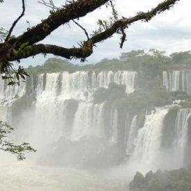 Vuelo a Iguazú