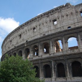 Antigua Roma y Trastevere