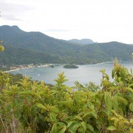 Ilha Grande: los senderos de Vila do Abraão
