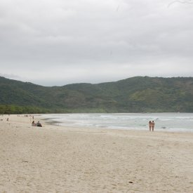 Ilha Grande: playa de Lopes Mendes