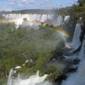Cataratas de Iguazú por la parte argentina