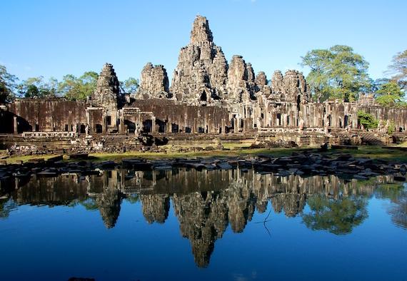 Tres semanas en Tailandia y Camboya