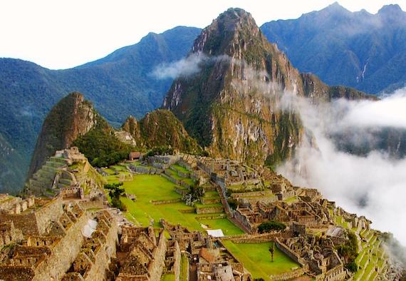 Perú por libre en 16 días