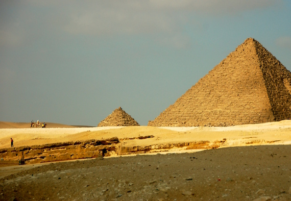 Egipto por libre en 9 días