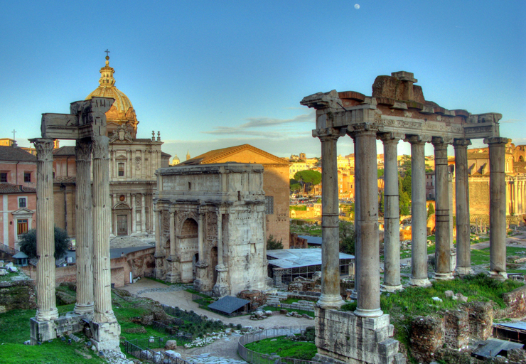 City Break Rome in 4 days