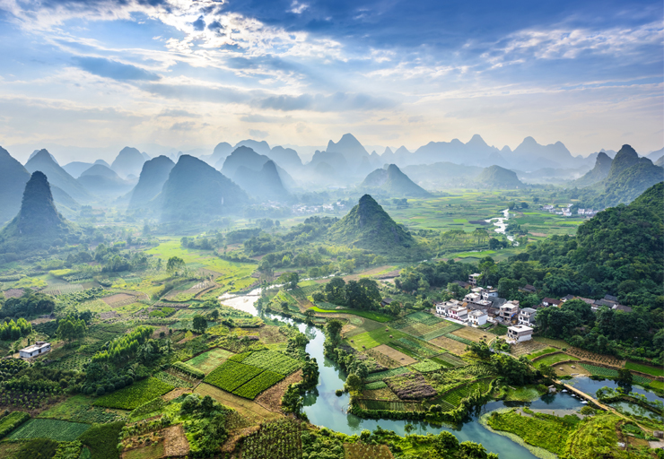 China in 23 days for independent travellers