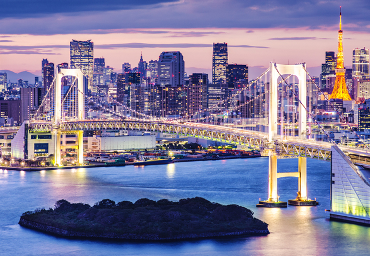 Escapada Tokio en 5 días