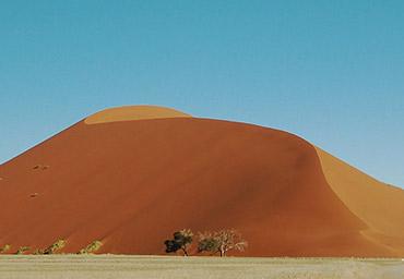 Namibia por libre en 14 días