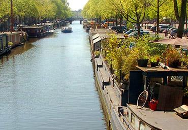 Fin de semana Ámsterdam
